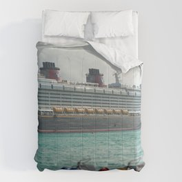 Bahama Dreamin' Comforters