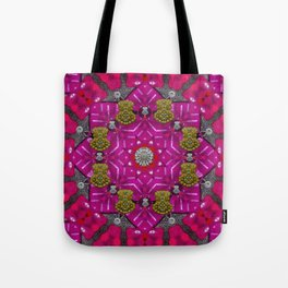 candy to the sweetest festive jewel Tote Bag