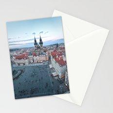 Praha Stationery Cards