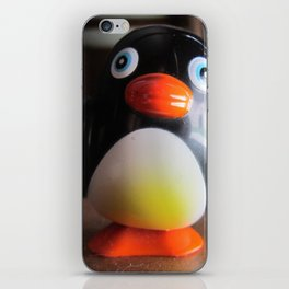 Waddles iPhone Skin