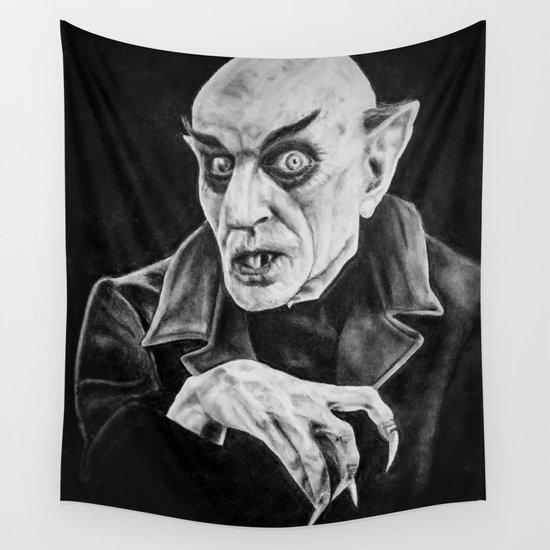 Nosferatu by sketchycrow