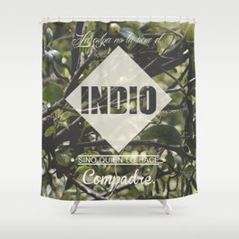 Indio Shower Curtain