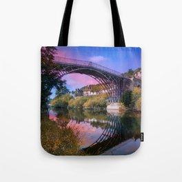 Iron Bridge 1779 Tote Bag