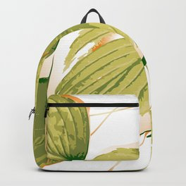 Ficus Plant 7 Backpack