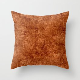 Adobe Oil Painting Color Accent Throw Pillow