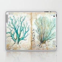 Blue Coral No. 2 Laptop & iPad Skin