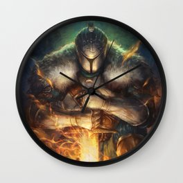 Choosen undead Wall Clock