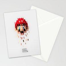 Crystal Mario Stationery Cards