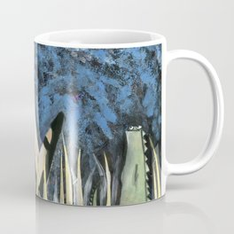 Walk Under the Stars Coffee Mug