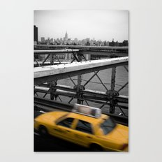 Brooklyn Bridge #2 Canvas Print
