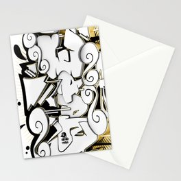 """NOPE"" Stationery Cards"