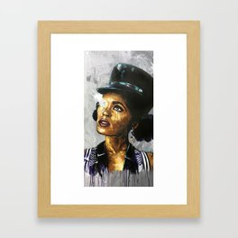 Naturally Janelle Framed Art Print