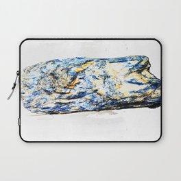 Kyanite crystall Gemstone Laptop Sleeve