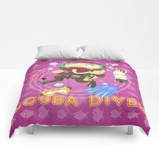 Scuba dive Comforters
