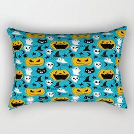 Halloween Creatures Rectangular Pillow