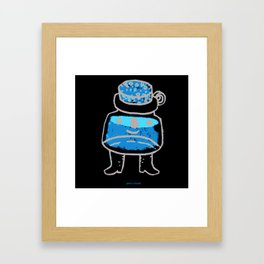 jarjar Framed Art Print
