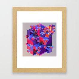 Everything is on the inside Framed Art Print