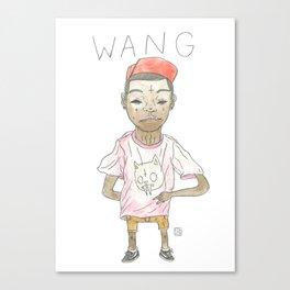 WANG Canvas Print