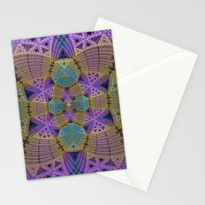 Complex Symmetry Stationery Cards