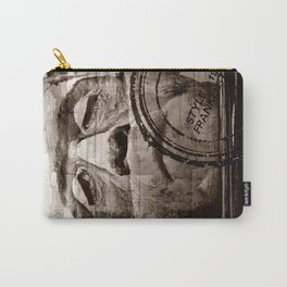 The wall in your head... Carry-All Pouch