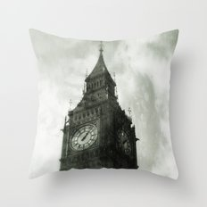 London 1.07 Throw Pillow
