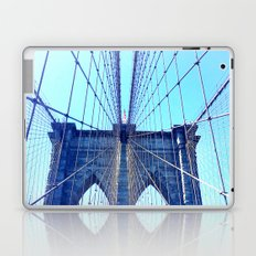 BROOKLYN BRIDGE - LIGHTER Laptop & iPad Skin