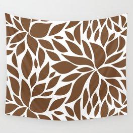 Bloom - Caramel Wall Tapestry