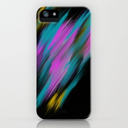 Colors of the Wind iPhone Case