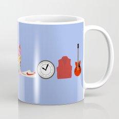 Back to the Future - Iconic Props Coffee Mug