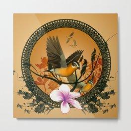 Songbirds Metal Print