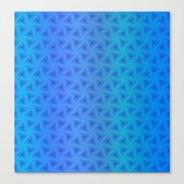 Triangulation Variation 2 Canvas Print