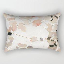 Petal Connection Rectangular Pillow