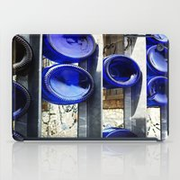 glass iPad Cases featuring Glass by Blue Lightning Creative