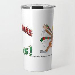 Christmas Rocks Drinkware Travel Mug