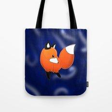 Introducing a fox Tote Bag