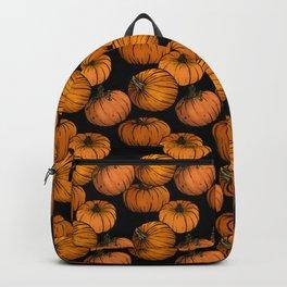 Pumkins (Packed) - Black Backpack