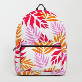Floral Abstract 01 Backpack