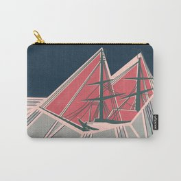Terror in the Ice Carry-All Pouch