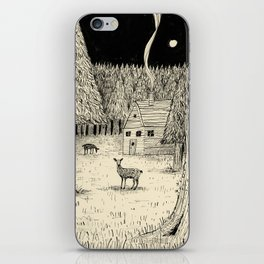 'In The Clearing' iPhone Skin
