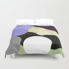 rolling cycles Duvet Cover