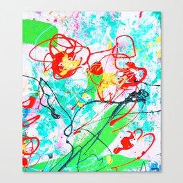 CELEBRATE MOTHER Canvas Print