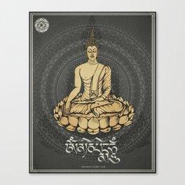 Siddhartha  Canvas Print