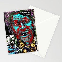 Screamin' Jay Hawkins Stationery Cards