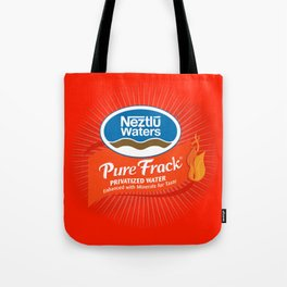New SpillProof Cap Tote Bag