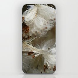 Whispy iPhone Skin