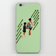 Hold on to the Colors iPhone & iPod Skin