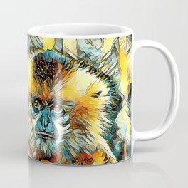 AnimalArt_Gibbon_20170901_by_JAMColorsSpecial Coffee Mug