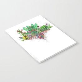 I Dig Skyview Gardens Combo Design Notebook