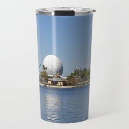 World Showcase Travel Mug