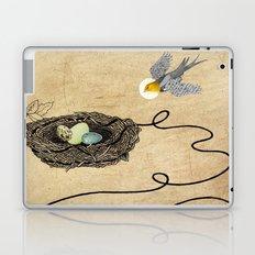 Bird's Winged Flight  Laptop & iPad Skin